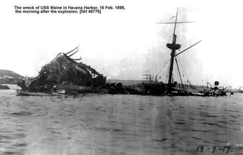 USS Maine (ACR 1)