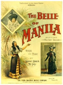 Belle of Manila