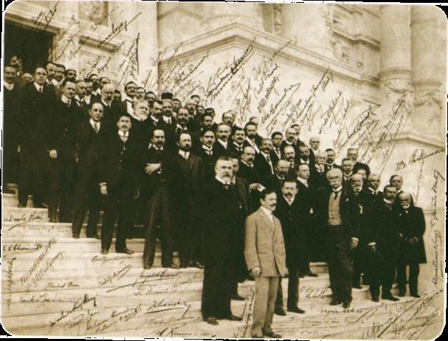 Pan-American Conference in Rio de Janeiro, 1906