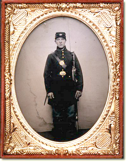 Private Lyons Wakeman. (Reflection of an Uncommom Man, http://gregsegroves.blogspot.com/2013/07/private-lyons-wakeman.html)