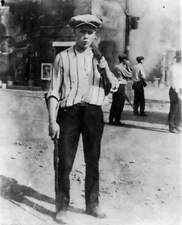 Tulsa 1921, la masacre racista de la que nos enteramos por Watchmen —  Agente Provocador